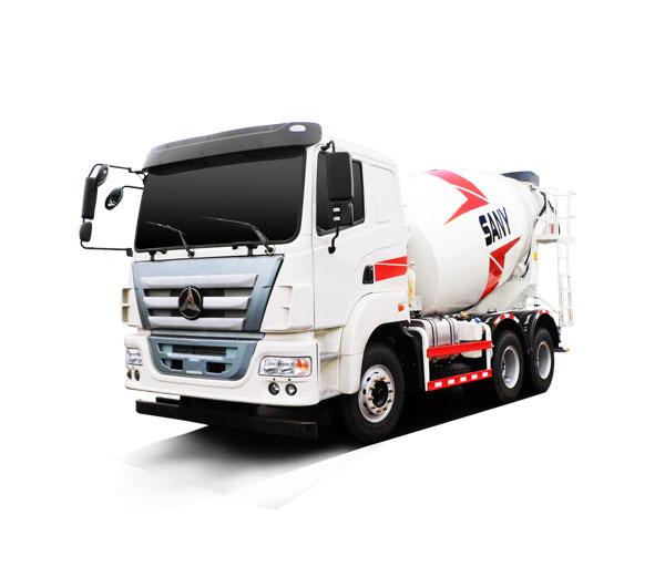 rhombus_sany_new_supply_of_truck_mixers